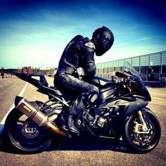 S1000RR fastbikes4life black knight