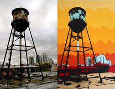 brooklyn watertower
