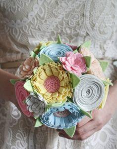 Flores y diademas