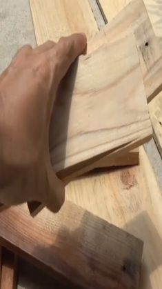 Woodworking Ideas Table, Woodworking Techniques, Woodworking Projects Diy, Diy Wood Projects, Simple Life Hacks, Useful Life Hacks, Diy Crafts Hacks, Home Crafts, Everyday Hacks