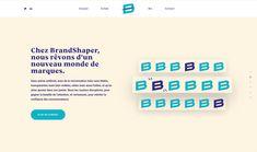 Brand Shaper - Lucie Conan - Graphiste Freelance Paris