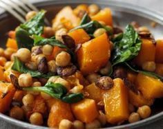 Curry de potiron aux pois chiches coupe faim croqkilos the best and easiest chickpea curry made in 20 minutes this will become one of your go to dinners when you barely have time to cook!