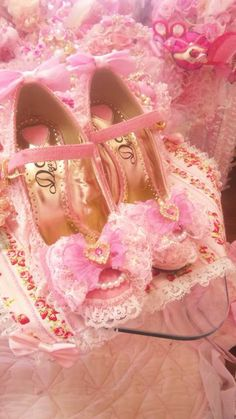 Hime Lolita Shoes