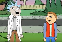 Learn Rick and Morty Origins in New Making-Of Video