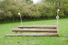 Image result for diy cross country jumps