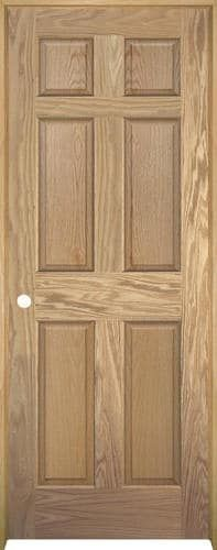 Mastercraft 24 x 80 veneered oak 10 lite prehung interior door mastercraft 24 x 80 veneered oak 10 lite prehung interior door with divided woodlite right inswing ideas for the house pinterest prehung interior planetlyrics Choice Image