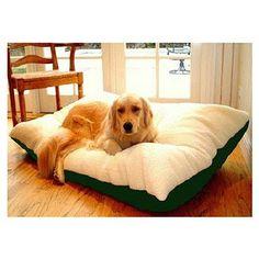 Majestic Pet Products Rectangle Pet Bed 42x60 inch - 1 ea http://www.barklandtips.com/shop/