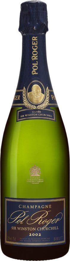 Pol Roger Cuvee Sir Winston Churchill, Champagne, France