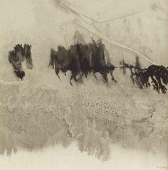 Neige et vent (Snow and Wind), 2011 - Gao Xingjian