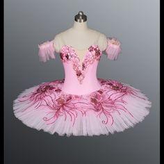 Professional Classical Ballet Tutu Pink Sugar Plum Fairy Dance Costume | eBay  Ohhhh sugar plum or dew drop
