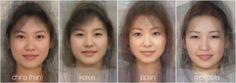average faces