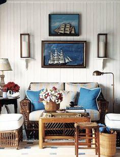 A nautical display