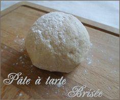 Pâte à tarte légère au fromage blanc (weight watchers)