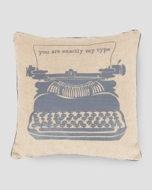 """My Type"" Decorative Pillow 20"", Main View #SteinMart"