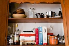15 Ways to Store Your Cookbooks: Inspiration from Our Kitchen Tours