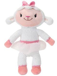 Tohtori Pehmolan suloinen lammasystävä Laura on lempeä halailija, ja sitä on ihana halata takaisin. Korkeus 29 cm.