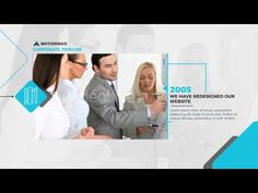 Corporate Timeline 10 (Top After Effects Templates)