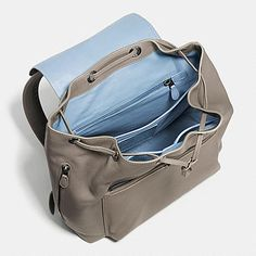 Archival Rucksack in Glovetanned Leather