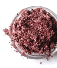PINK SMOKE - Mineral Eyeshadow Mineral Makeup - Pure & Natural Mineral Eye Color Pigment - Noella Beauty Works. $5.29, via Etsy.