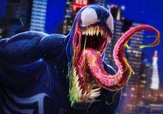 Venom by Dan LuVisi