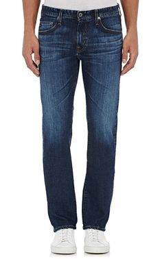 AG Adriano Goldschmied Men's The Protege Straight Leg Blue Jeans 32x34 NWT $198 #AGAdrianoGoldschmied…