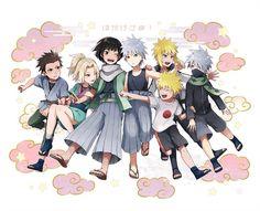 Everything related to the Naruto and Boruto series goes here. Naruto Kakashi, Sasuke Sakura, Anime Naruto, Naruto Teams, Naruto Cute, Naruto Funny, Naruto Shippuden Anime, Hinata, Naruhina