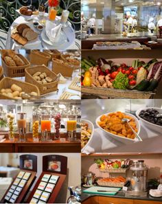 With a perfect Buongiorno Breakfast is every day a sunday!  #breakfast #Lugano #sanmarco #restaurant #hotel