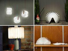 lumio offers multiple lighting possibilities: -ceiling pendant, outdoor lantern, table lamp...