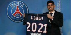 Officiel Gonçalo Guedes parisien jusqu'en 2021 ! - https://www.le-onze-parisien.fr/officiel-goncalo-guedes-parisien-jusquen-2021/