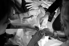 preparazione sposa @SerenaGuerzoni