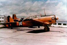 T-6 SNJ-5C 1714 Brazilian Air Force, P 47 Thunderbolt, Fighter Jets, American, Aircraft, Harvard, War, Design, Military Aircraft