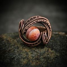 Dragon's Egg Ring1 | Flickr - Photo Sharing!