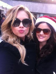 Ashley Benson & Lucy Hale