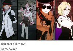 Sass Squad