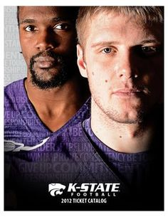 2012 K-State Football Ticket Catalog