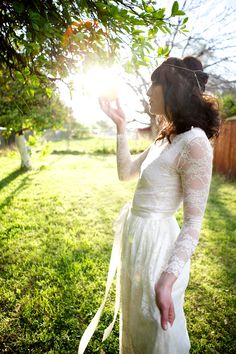 KT Jean Designs Indie Wedding Dress