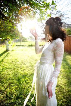 KT Jean Designs Indie Wedding Dress