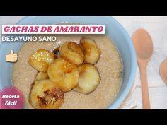 Porridge o gachas de amaranto, leche de coco y plátano caramelizado | DESAYUNO SALUDABLE Y NUTRITIVO - YouTube