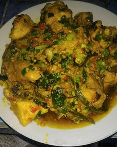 A Food, Good Food, Food And Drink, Vegetable Recipes, Chicken Recipes, Indonesian Cuisine, Manado, Malaysian Food, Pasta