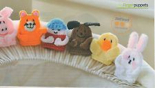 toy knitting pattern finger puppets