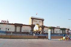 Syria Pavilion at Global Village Dubai 2013 Global Village, Palmyra, Syria, Pavilion, San Francisco Ferry, Dubai, Louvre, Building, Travel