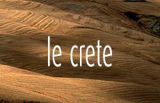 Crete Senesi - Terre di Siena - Sito Ufficiale del Turismo in Terre di Siena - Provincia di Siena