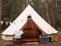 Flash Camp tipis and other canvas tents from resorts around the world.