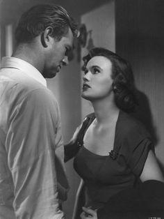 The Asphalt Jungle - Sterling Hayden - Jean Hagen - - - - -  Louis Calhern - James Whitmore - 1950