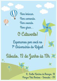 convite online de catavento - Pesquisa Google