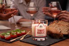 Tomate Basilic - #LaBelleMeche #BougieParfumee #ScentedCandle #lifestyle - Photographe : Blaise Arnold - Production : La Fabrique de Mai