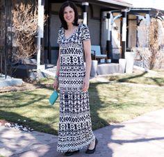 Style Arc Jacinta Maxi Dress Kit - None