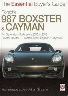 Automoto Bookshop - Porsche 987 Boxster