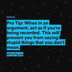 """48.4 tusind Synes godt om, 233 kommentarer – Pro Tip Jar (@protipjar) på Instagram: """"Live smarter every day. #ProTipJar #protip #lifehack #advice #hack #smart #tip #9GAG #8FACT"""""""