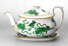 A Brief History of Wedgwood China -- I love this, I would serve tea all the time! :)